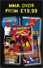 MMA DVDS From £19.99