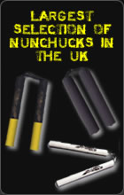 Largest Selection of Nunchucks In The UK