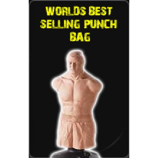 Worlds Best Selling Punch Bag