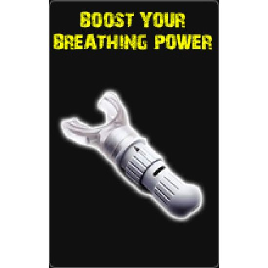 Boost your Breathing Power