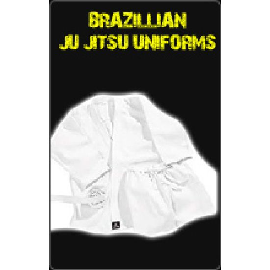 Brazillian Ju Jitsu Uniforms