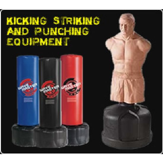Kicking Striking And Punching Equipment