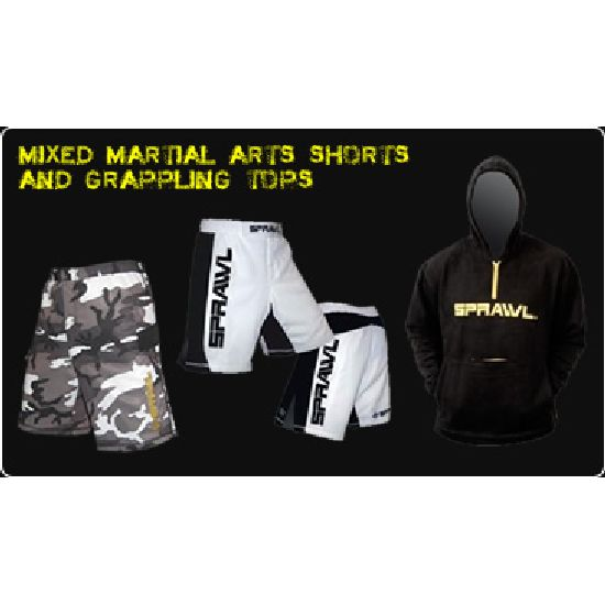 Mixed Martial Arts Equipment