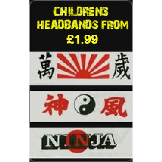 Childrens HeadBands From £1.99