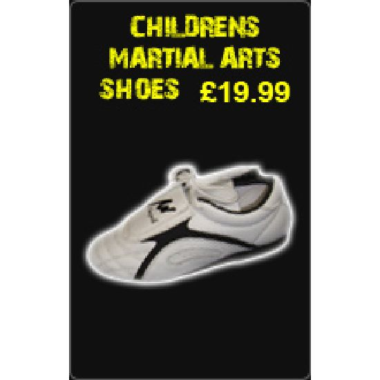 Childrens Martial Arts Shoes £19.99