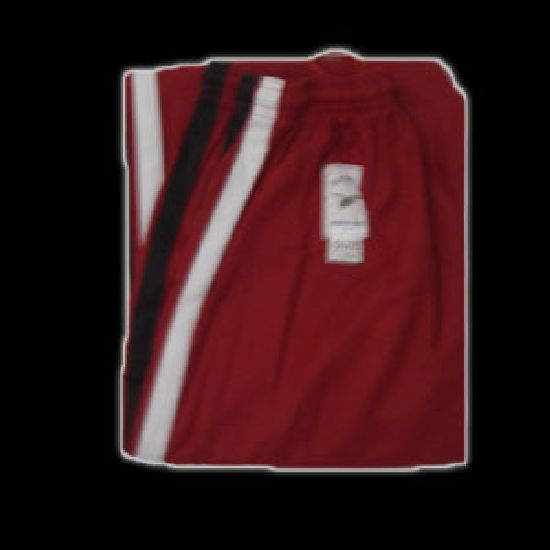 Full Contact Trousers - Red 1 W/ 1B Stripe