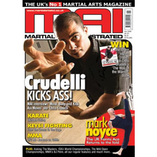 Martial Arts Illustrated Magazine