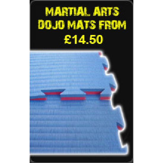 Martial Arts Dojo Mats From £14.50