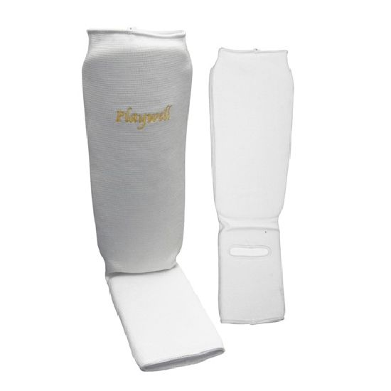 Elasticated Shin Instep Pad