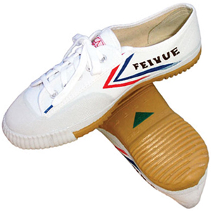 Feiyue Wushu Training Shoes : WHITE