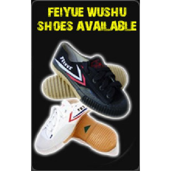 Feiyue Wushu Shoes Available