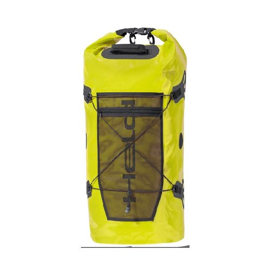 Held Waterproof Martial Arts Roll Kit Bag - Fluorescent Yellow