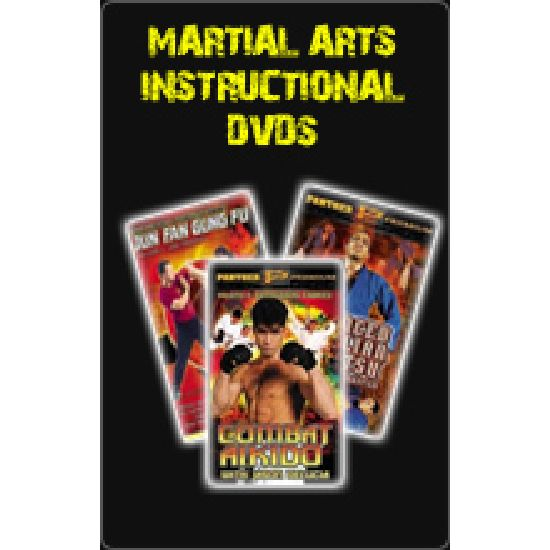 Martial Arts Instructional Dvds
