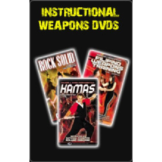 Instructional Weapons Dvds