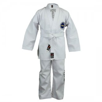 ITF Embroidered Uniform: Children's