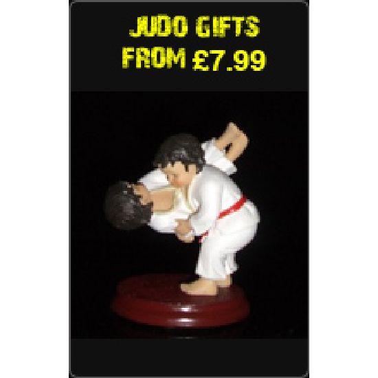 Judo Gifts From £7.99