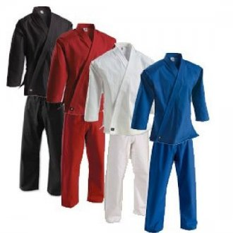 Karate Uniform: Blue Children's