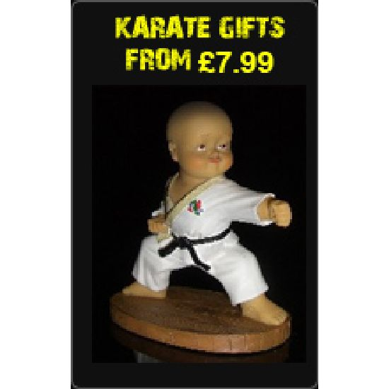 Karate Gifts From £7.99