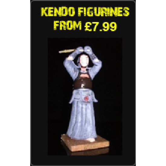 Kendo Figurines From £7.99