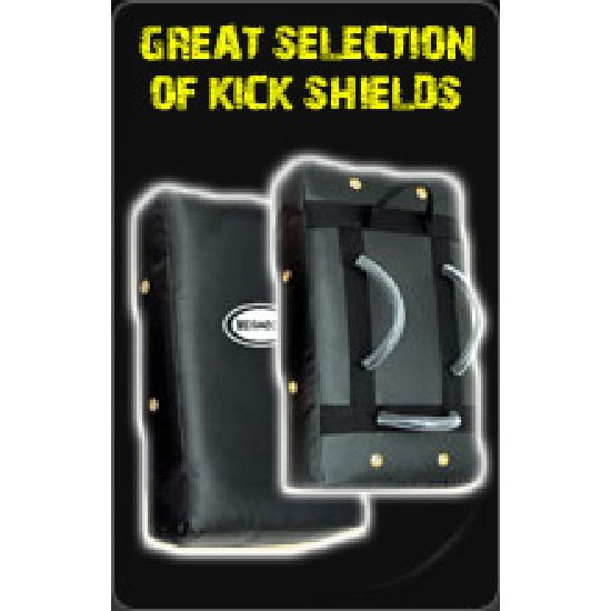 Great Selection Of Kick Shields
