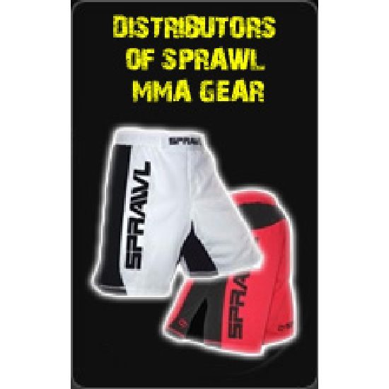 Distributors of Sprawl MMA Gear