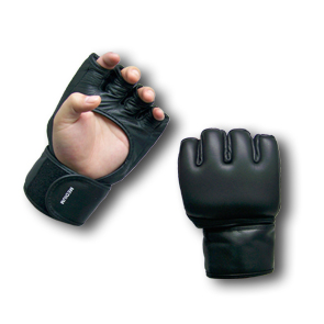 PRO MMA Open Palm Training Leather...