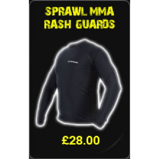 Sprawl MMA Rash Guards