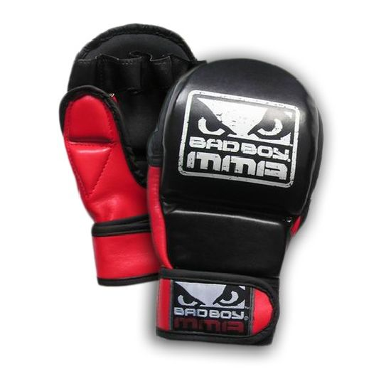 Bad Boy MMA Pro Style Hybrid Training Gloves - 7oz