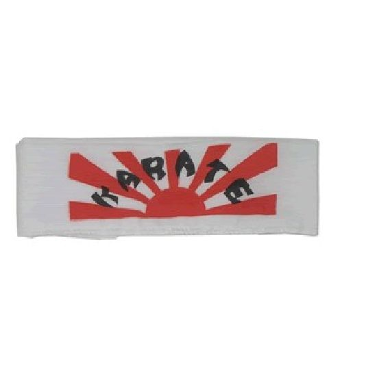 Karate Rising Sun Headband 16