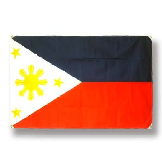 Philippine Large Wall Flag
