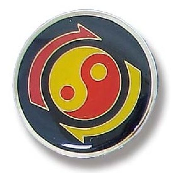 Jeet Kune Do Lapel Badge 12