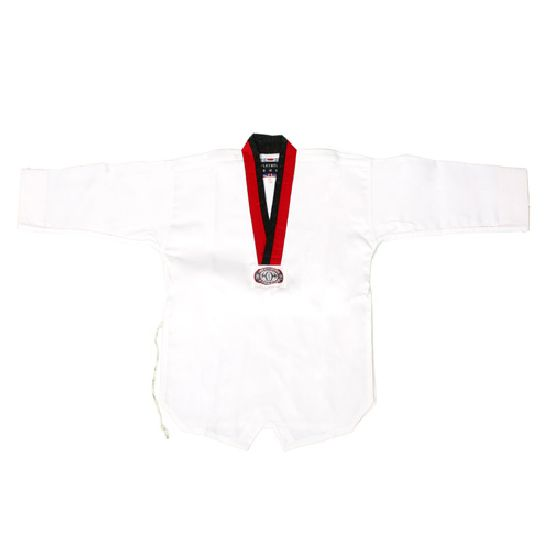 Korean Ultimate Taekwondo Uniform: Poomes: EMBROIDRED BACK