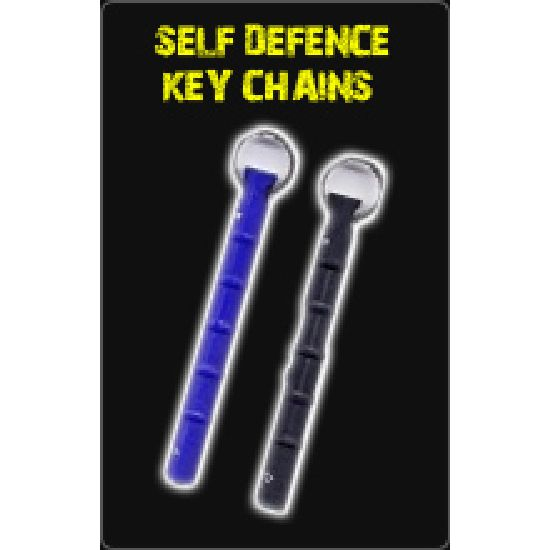 Self Defence Key Chains