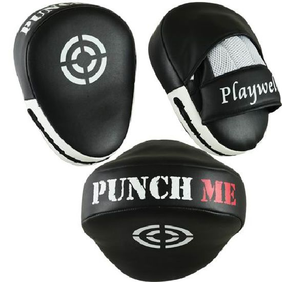 Boxing/MMA Curved Target Focus Pads