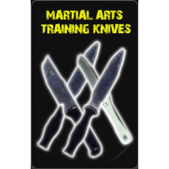 Martial Arts Training Knives