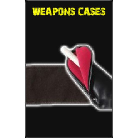 Range of Weapon Cases