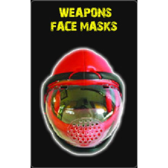 Weapons Face Masks