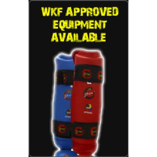 WKF Approved Equipment Available