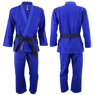Playwell Competition Blue Ju Jitsu Gi -...
