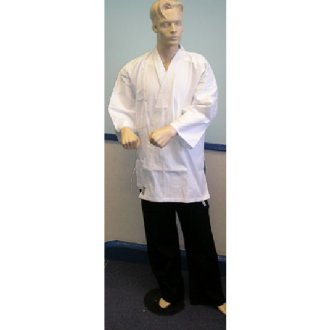 Karate Uniform Mixed Childrens: White /...