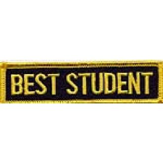 Merit Patch: Student: Best Student P107