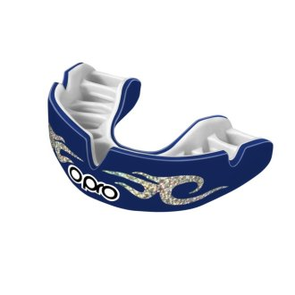 Opro Power-Fit Blue Urban MouthGuard - Adults