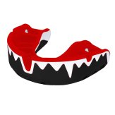 OPRO Adults Platinum Self Fit Mouth Guard - Fangz