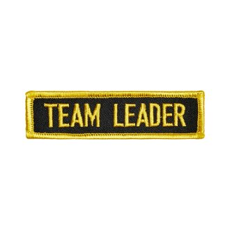 Merit Patch: Student: Team Leader P102