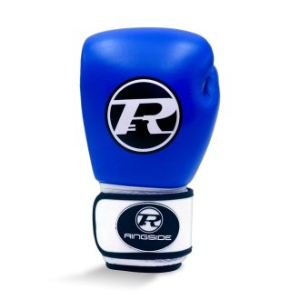 Ringside Boxing Leather Club Gloves...