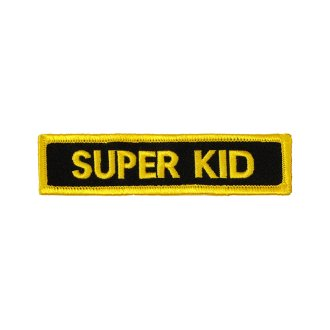 Merit Patch: Student: Super Kid P105