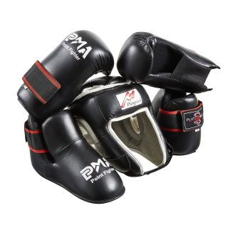 Black Ultimate Semi Contact Sparring Set