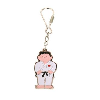 Karate Key Chain