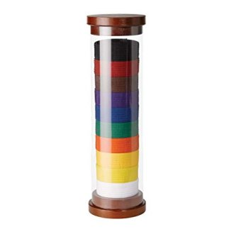 Martial Arts Round Cylinder Belt...