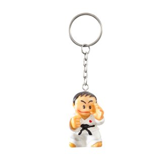 Karate Figurine Key Chain - FG67
